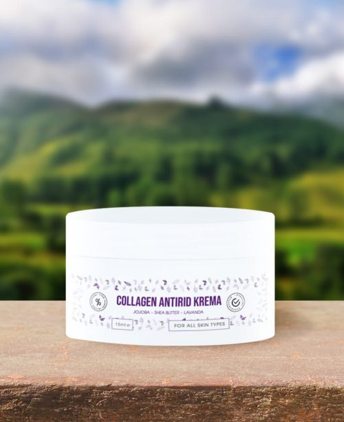 Collagen antirid krema