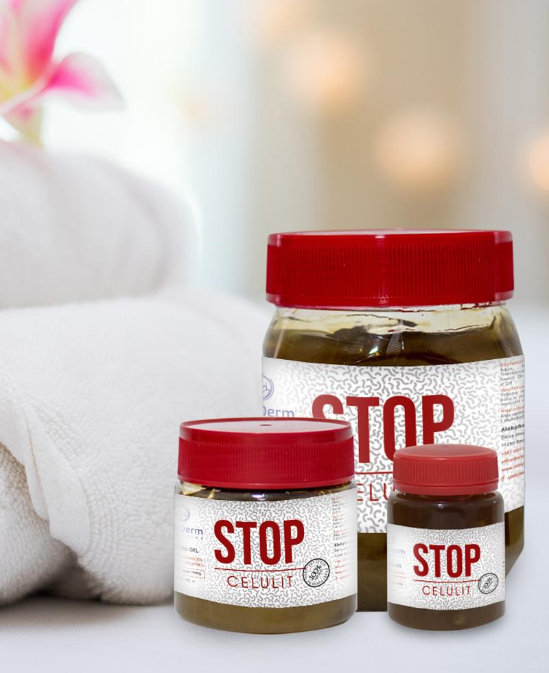 Stop Celulit masažni gel