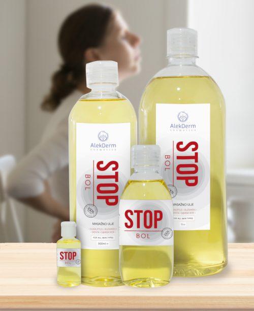 Stop Bol masažno ulje