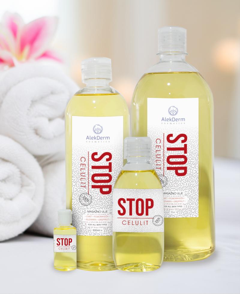 Stop Celulit masažno ulje