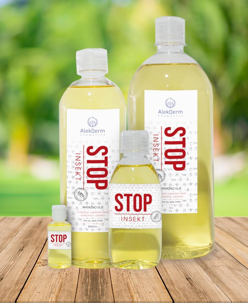 Stop Insekt masažno ulje
