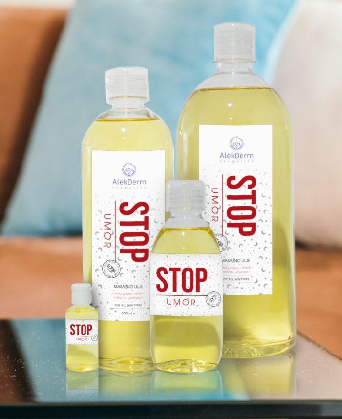 Stop Umor masažno ulje