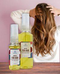 Suvo ulje za kosu