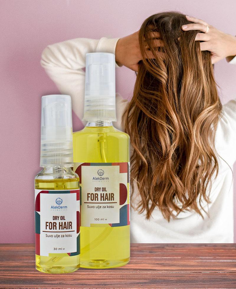 Kako da ti kosa brze raste