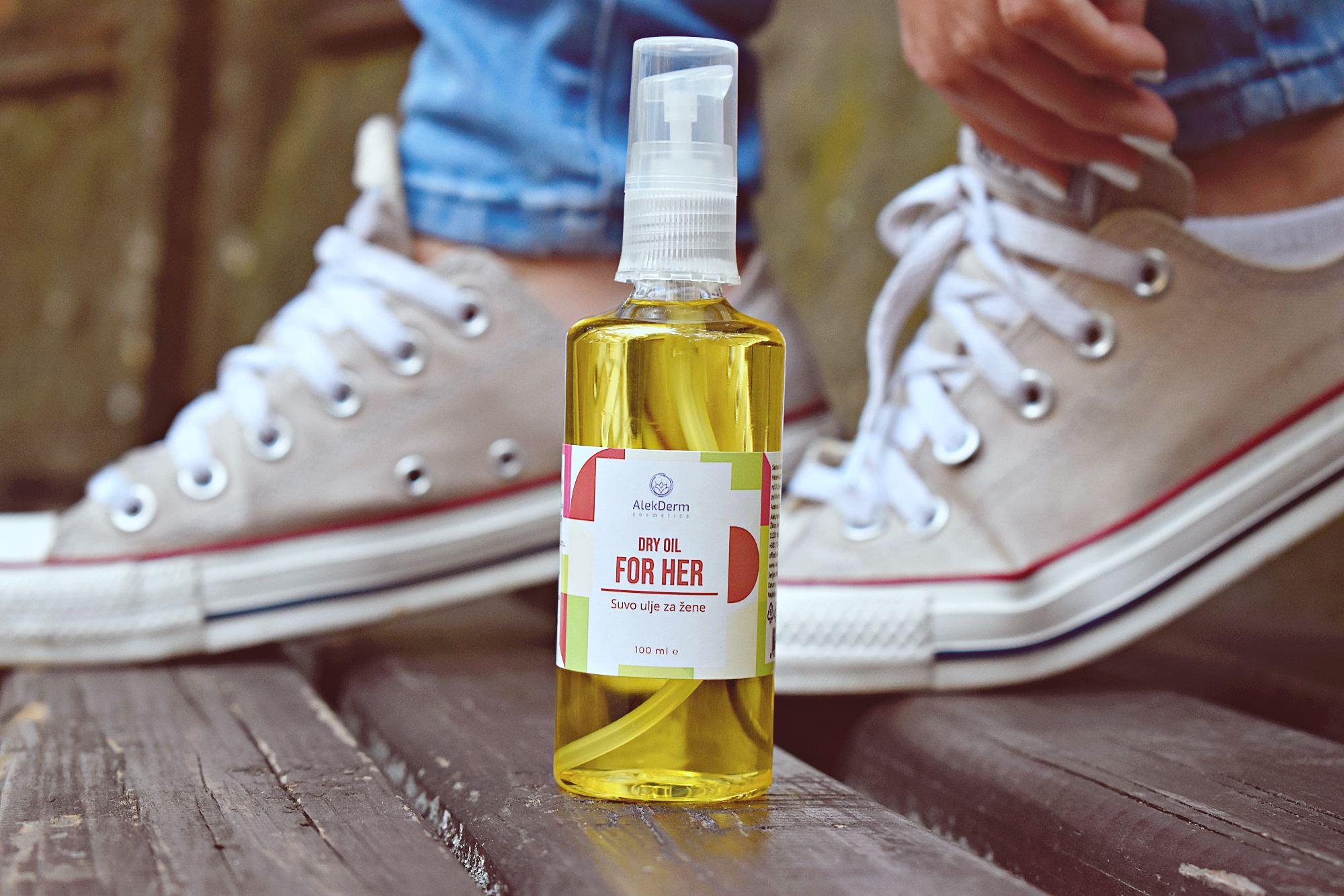 Suvo ulje za nju-2