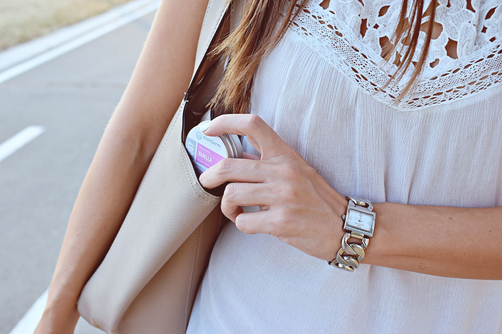 Čvrsti parfem za žene 007-1