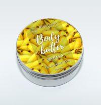 buter banana za telo
